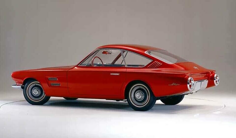 Ford Mustang Avanti/Allegro 1963.