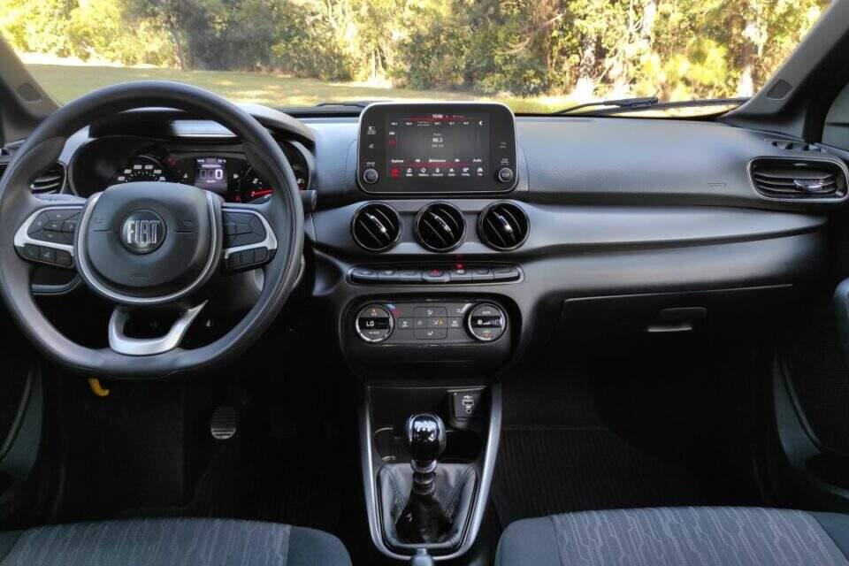 Fiat Argo Drive 1.3 S-Design.