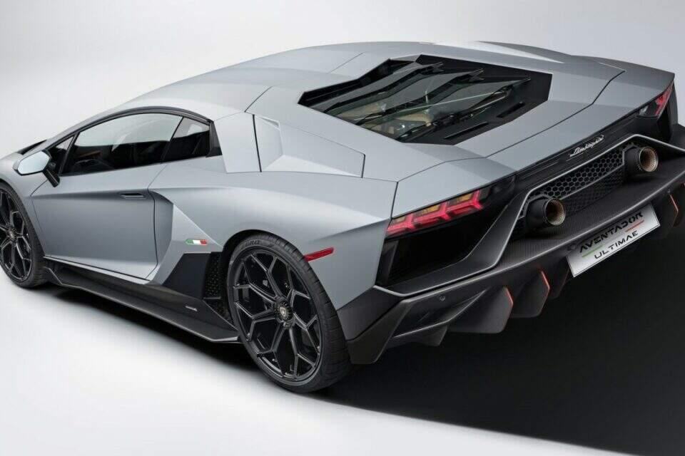 Lamborghini Aventador LP780-4 Ultimae.