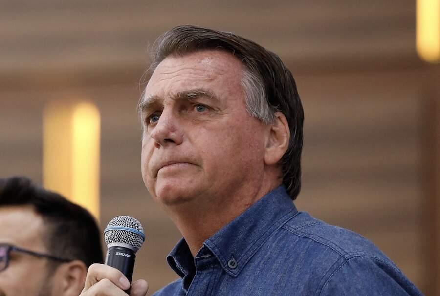 Presidente Jair Bolsonaro. Foto: Alan Santos/PR
