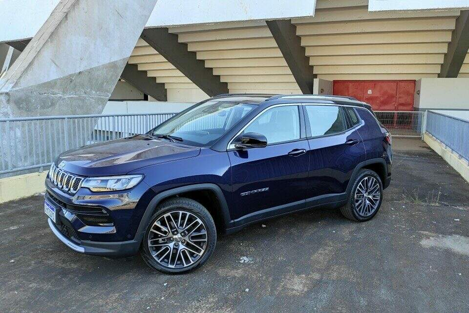 Jeep Compass Limited T270.