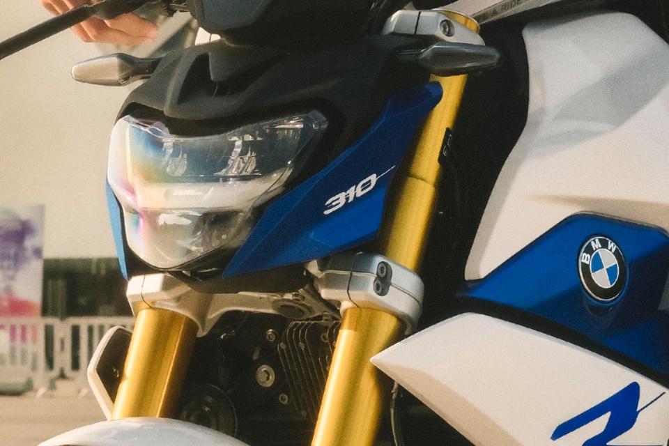 BMW Motorrad G 310 R 2022