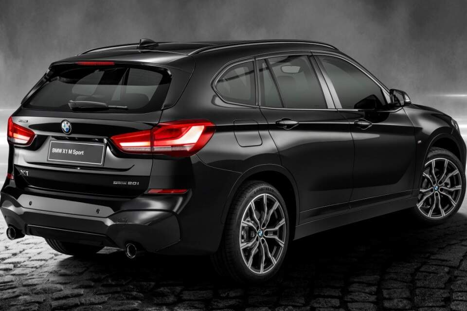 BMW X1 M Sport.